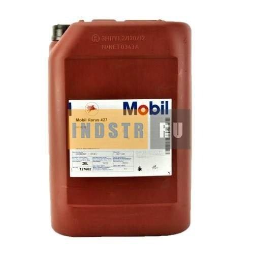 Масло Mobil Rarus 425 для винтовых компрессоров - 20 литров