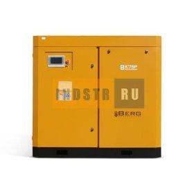 Винтовой компрессор BERG ВК-75Р-E (10 бар)