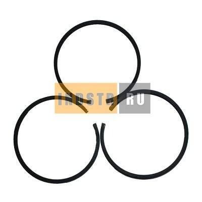 Комплект поршневых колец НД D.110 ABAC 9020016, 9020046, 9020076 (6212864500, 6212866600, 6212865600)