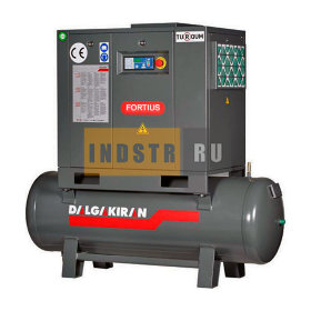 Винтовой компрессор DALGAKIRAN FORTIUS F4 - 200 л (13 бар)