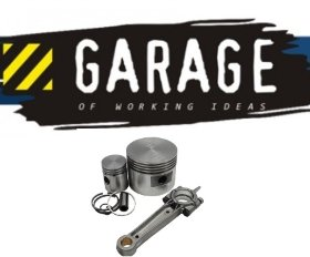 Запасные части на компрессоры GARAGE
