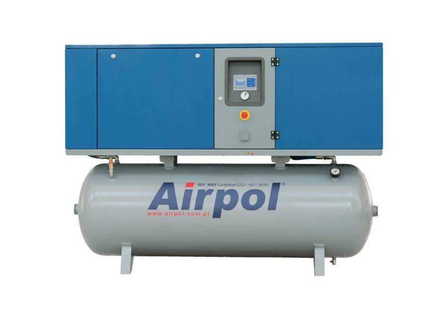 Винтовой компрессор Airpol K 7 T 13/15 бар