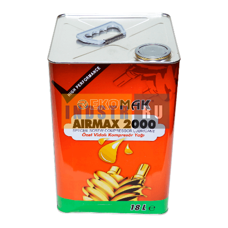 Масло Airmax 2000 Ekomak 18 литров YRD000072