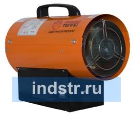 Калорифер газовый КГ-10 апельсин