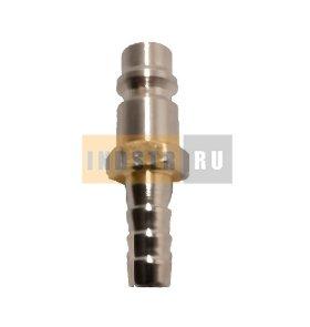 Быстросъемное соединение (штуцер) елочка 10 мм