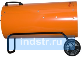 Калорифер газовый КГ-81 апельсин