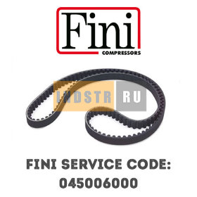 Приводной ремень FINI 045006000