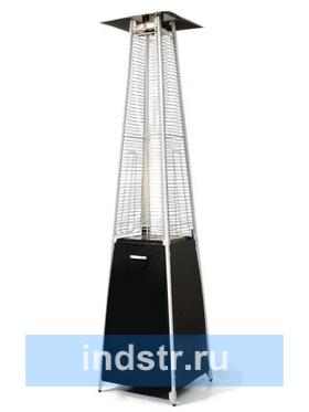 Калорифер газовый уличный (пирамида) КГУ-12 черный