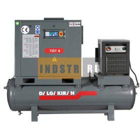 Винтовой компрессор DALGAKIRAN Tidy 4 Compact - 250 л (7.5 бар)