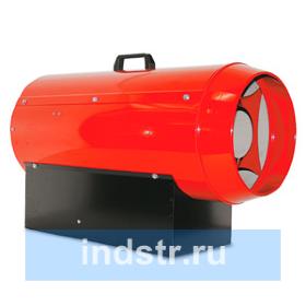 Калорифер газовый КГ-18ПГ красный