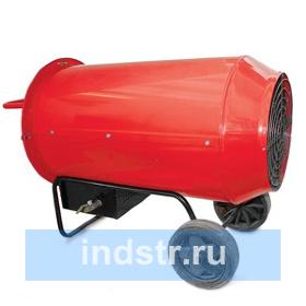 Калорифер газовый КГ-100ПГ красный