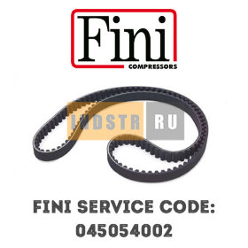 Приводной ремень FINI 045054002