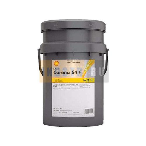 Масло Shell Corena S4 P100 - 20 литров