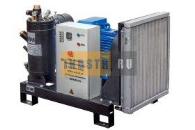 Станция компрессорная электрическая ЗИФ-СВЭ-10,6/0,7 без кожуха