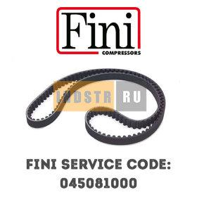 Приводной ремень FINI 045081000