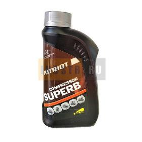 Масло PATRIOT Compressor Superb VG-100 - 1 л