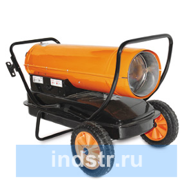 Калорифер дизельный ДК-45П апельсин с дисплеем