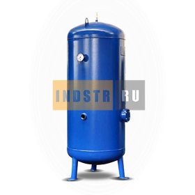 Вертикальный ресивер DNT РВ 900-10 (900 л, 10 бар)