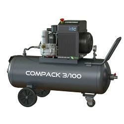 Винтовой компрессор KTC Compack 2/100 380