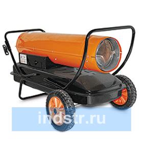 Калорифер дизельный ДК-65П апельсин с дисплеем
