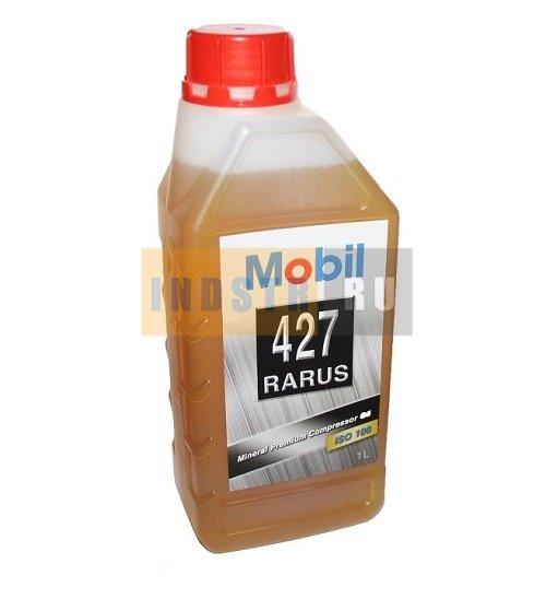 Масло Mobil Rarus 427 для поршневых компрессоров (1 литр)