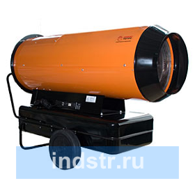 Калорифер дизельный ДК-105П апельсин с дисплеем
