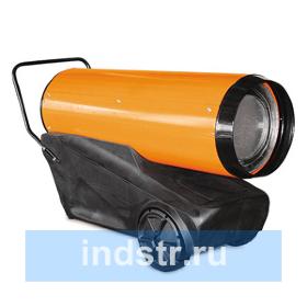Калорифер дизельный ДК-45П-Р апельсин с пластиковым баком