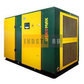 Винтовой компрессор EKOMAK EKO 75 QD VST (10 бар)