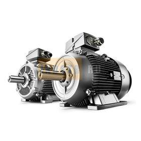 Электродвигатель Siemens 1LE1502-1DA43-4JA4-Z 4043301816