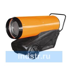 Калорифер дизельный ДК-65П-Р апельсин с пластиковым баком