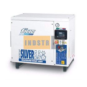 Винтовой компрессор FIAC NEW SILVER 5,5 (10 бар)