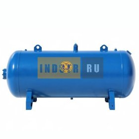 Горизонтальный ресивер АСО РГ 500/16 (500 л, 16 бар)