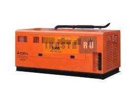 Станция компрессорная передвижная дизельная ЗИФ-ПВ-30/1,0 на раме