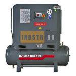 Винтовой компрессор DALGAKIRAN INVERSYS 5 PLUS - 200 л (7.5 бар)