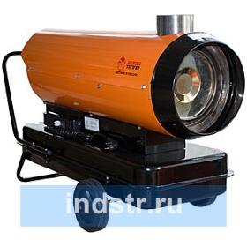 Калорифер дизельный ДК-21Н апельсин с дисплеем