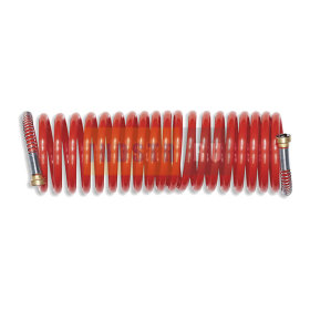 Шланг GAV спиральный SRB (Байонет) 6x8 мм (20 бар) - 20 м