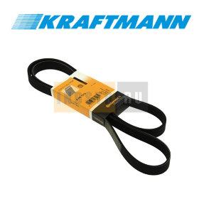 Комплект приводных ремней (7 шт.) KRAFTMANN 163.00045