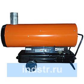 Калорифер дизельный ДН-52Н апельсин с дисплеем