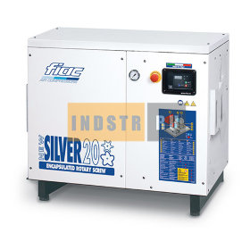 Винтовой компрессор FIAC NEW SILVER 20 (10 бар)