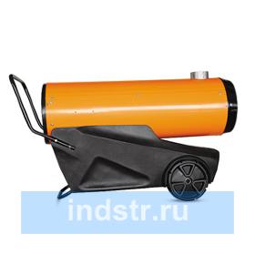 Калорифер дизельный ДК-52Н-Р апельсин с пластиковым баком