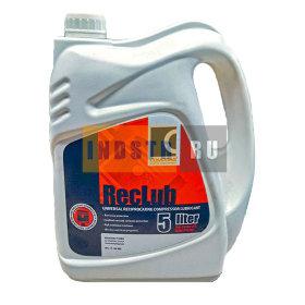 Масло COMPRAG RecLub 5 литров