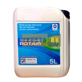 Масло Rotair Food Grade 5L 1630082100