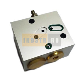 Корпус распределителя клапана всасывающего VMC B60E-80E 620.015