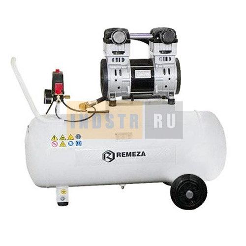Малошумный безмасляный коаксиальный компрессор Remeza СБ4/С-50.OLD20 (8090440)