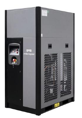 Mikropor MKE-1800 + 2 фильтра (30000 л\мин)